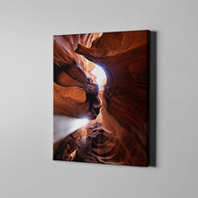 Load image into Gallery viewer, Light Brown Illuminated Canyon