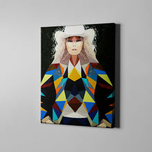 Load image into Gallery viewer, Geometric Cowgirl