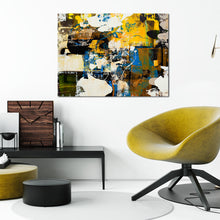 Load image into Gallery viewer, Yellow White Splash