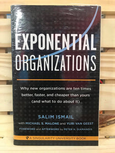 Exponential Organizations - BRAND NEW