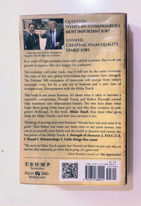 Midas Touch Intl - Donald J. Trump - PRELOVED
