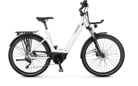 Vitality Eco 10 Cross / Deore XT 10vel. / Bosch Performance CX / 500Wh / Disc