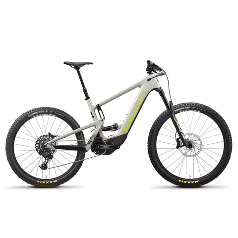 Santa Cruz  e-bike Heckler Lite MX 2021  kit R Gris