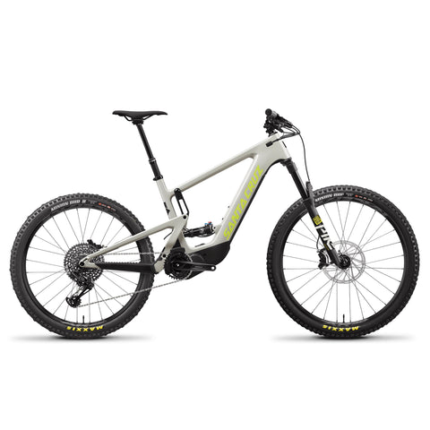 Santa Cruz  Heckler Lite MX 2021  kit S Gris