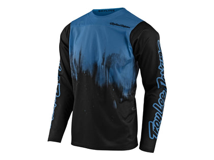 Jersey Troy Lee Skyline LS azul
