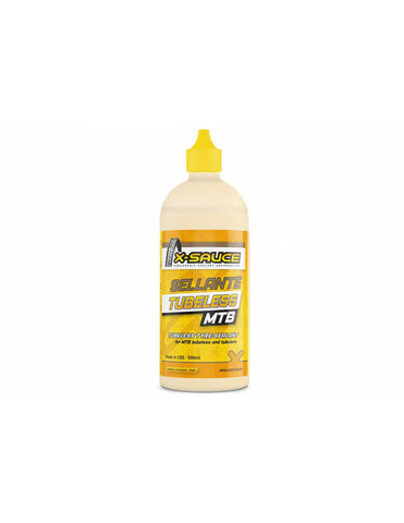 Liquido Sellante X SAUCE tubeless MTB 500 ml