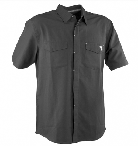 Race Face Shop camisa casual Negra