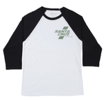 T-Shirt Mg 3/4 Santa Cruz Slugger Olive/White(L)
