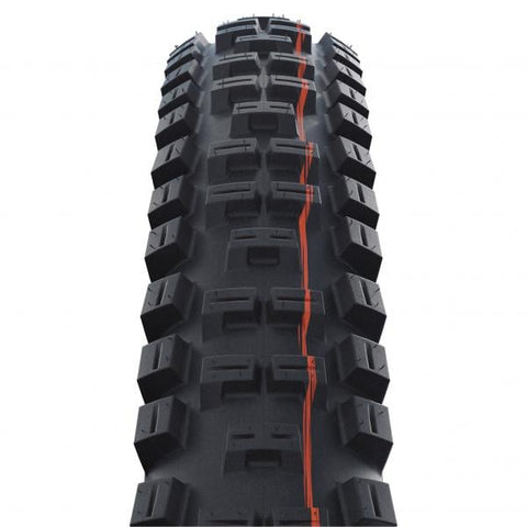 SCHWALBE BIG BETTY EVO 29×2,60 Super Gravity Addix Soft tubeless
