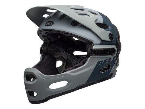 CASCO BELL SUPER 3R 2021 GRIS MATE
