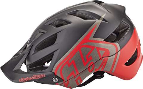 Casco Troy Lee Designs A1 MIPS , classic black/red (2021)