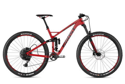 Ghost Slamr 6.9 LC U RED / BLK M