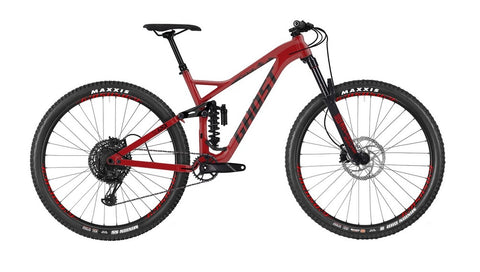"GHOST SLAMR 6.9 LE AL MTB 2019 29"" RIOT RED Special Edition"