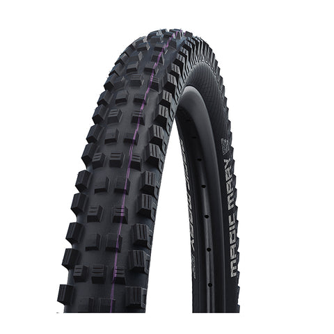 Schwalbe Magic Mary 27.5x2.40 Evo Super Gravity TL plegable Addix Ultra Soft