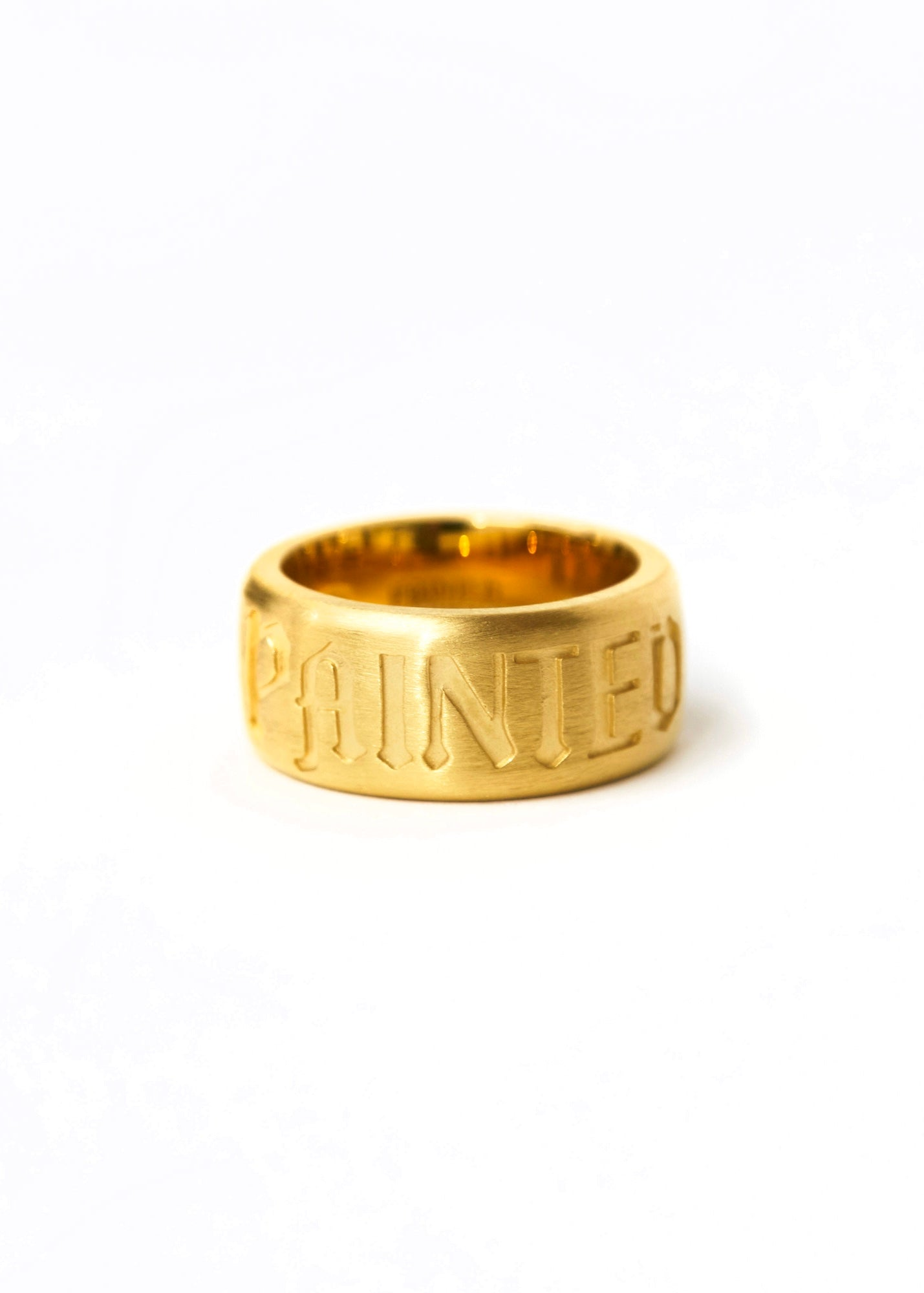 Logo Ring Gold