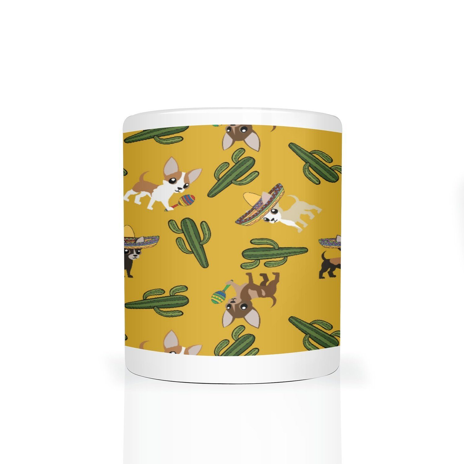 Aye Chihuahua Mug - Fair Dinkum Fashion