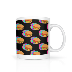 Burger Mug - Fair Dinkum Fashion