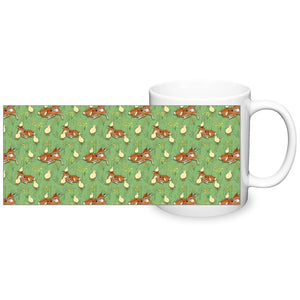 Deer and Chick Mug - Fair Dinkum Fashion