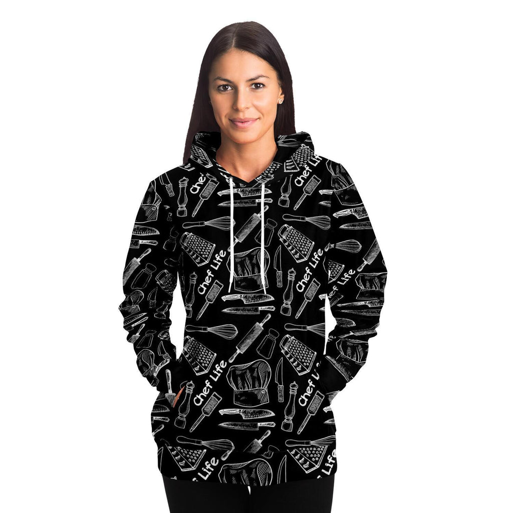 Chef Life Adult Hoodie - Fair Dinkum Fashion