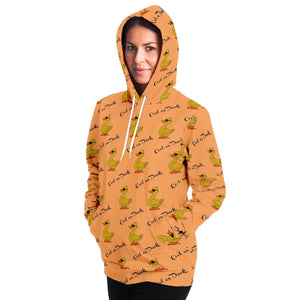 Cool As Duck Adult Hoodie - Fair Dinkum Fashion