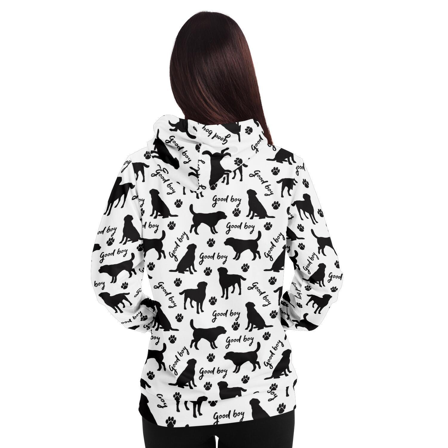 Good Boy Adult Hoodie - Fair Dinkum Fashion