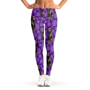 Dalmatian Ladies Leggings - Fair Dinkum Fashion