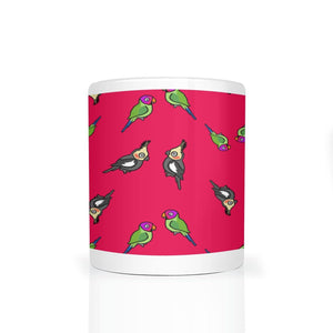 Parakeet Mug - Fair Dinkum Fashion