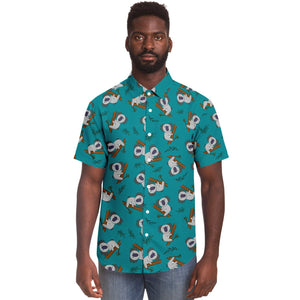 Koala Teal - Fair Dinkum Fashion
