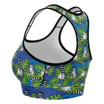 Lemurs  - Sports Bra - Fair Dinkum Fashion