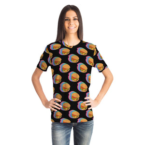 Burgers T-shirt - Fair Dinkum Fashion