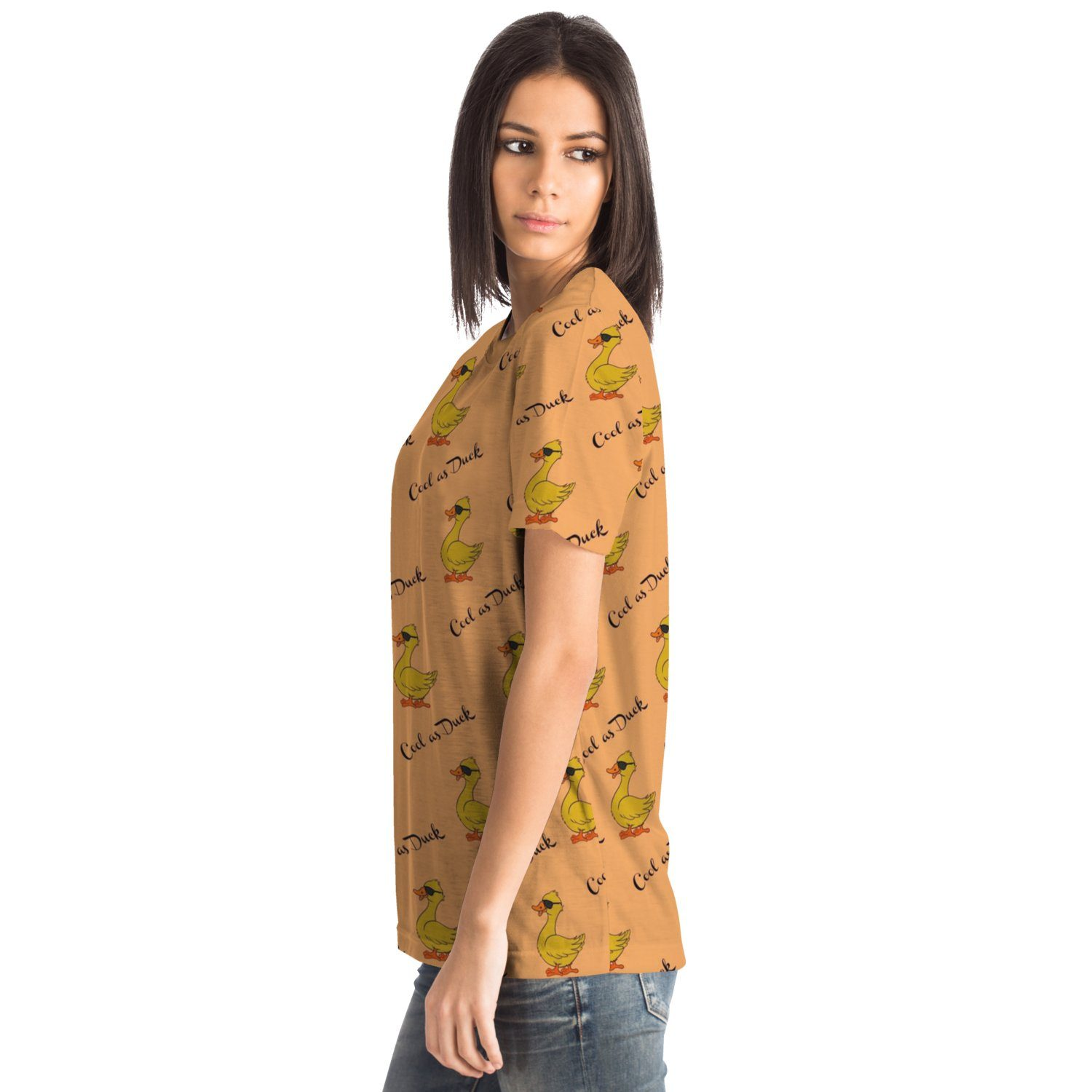 Cool As Duck T-shirt - Fair Dinkum Fashion