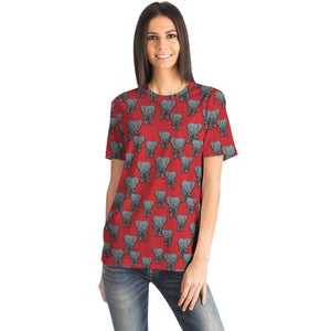Elephants T-shirt - Fair Dinkum Fashion