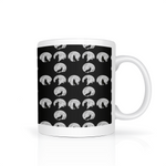 Wolf Silhouette Mug - Fair Dinkum Fashion
