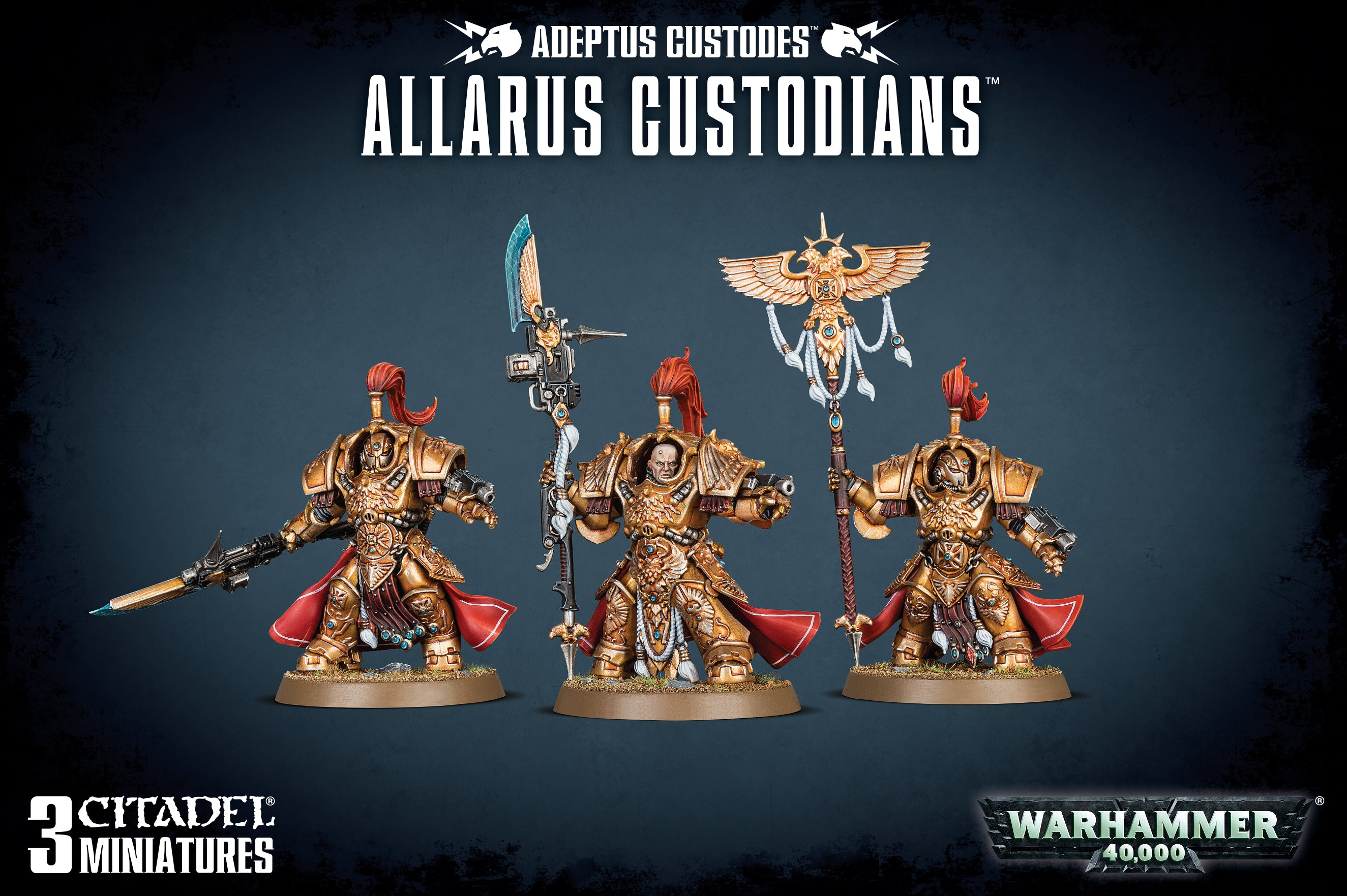 Allarus Custodians | Baxters Game Store