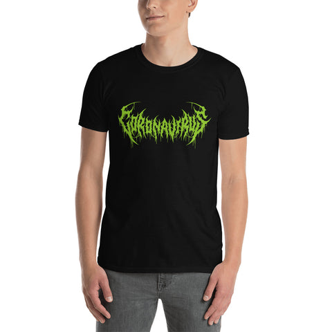 Coronavirus 2020 World Tour - Official Tour Shirt with Updated World Tour Back Print