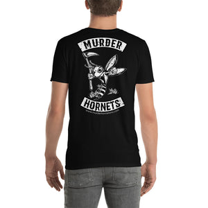 Murder Hornets MC Tee (SOA Style with Front and Back Prints)