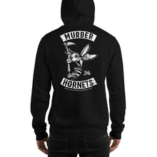 Load image into Gallery viewer, Murder Hornets MC Hoodie (SOA Style with Front and Back Prints)