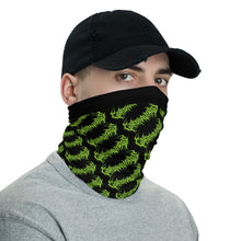 Load image into Gallery viewer, Coronavirus Neck Gaiter - Logo in Pattern Print Style