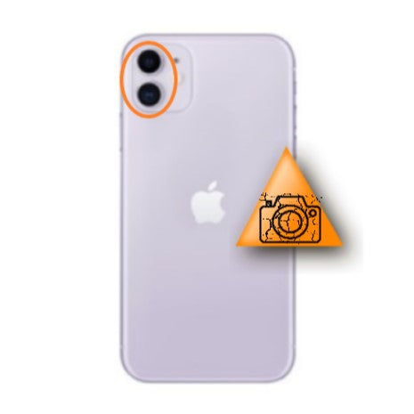 Bytte av kameralinse - Apple iPhone 11