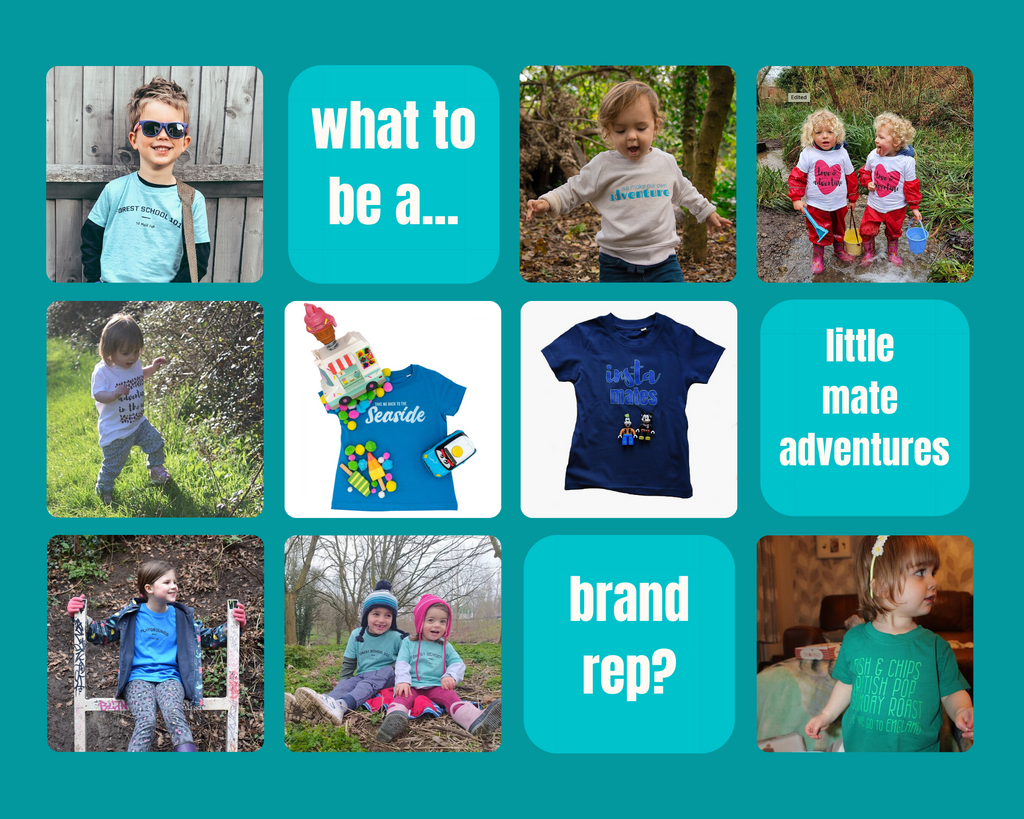 little mate adventures brand rep affiliate page photo