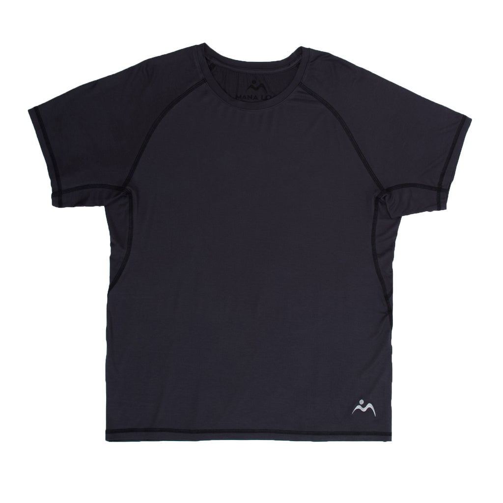 Basic Antrazit Performance T-Shirt