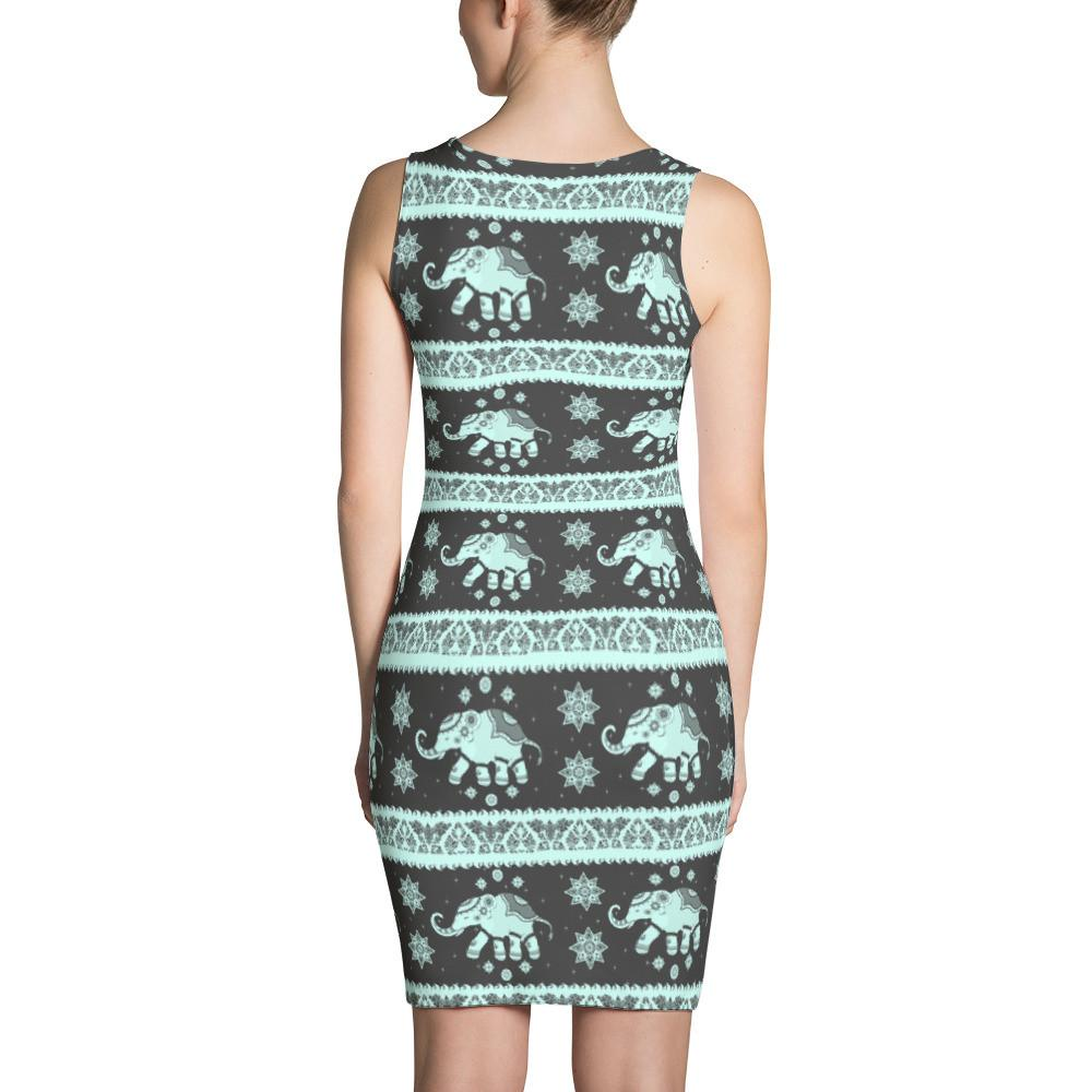 Thai Elephant Dress