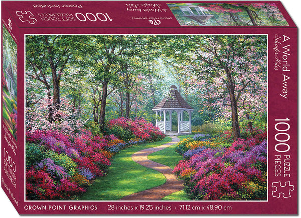 A World Away - 1000 Piece Jigsaw Puzzle