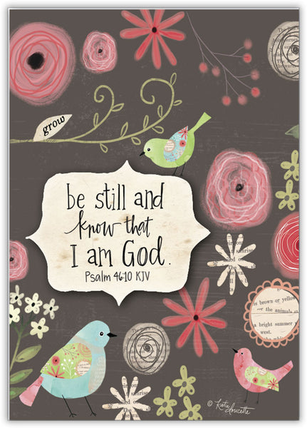 Be Still and Know - Boxed Greeting Cards, Box of 15