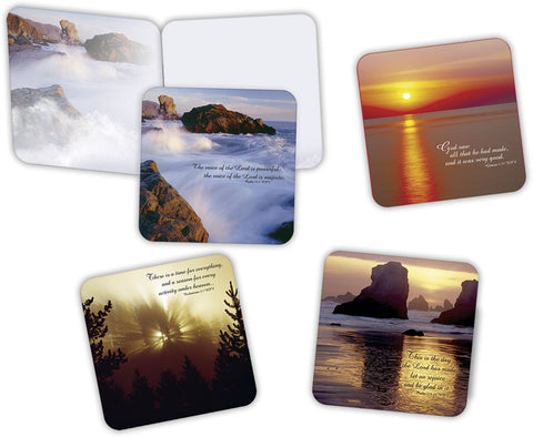 Blessings II - Assorted Greeting Cards, Box of 16