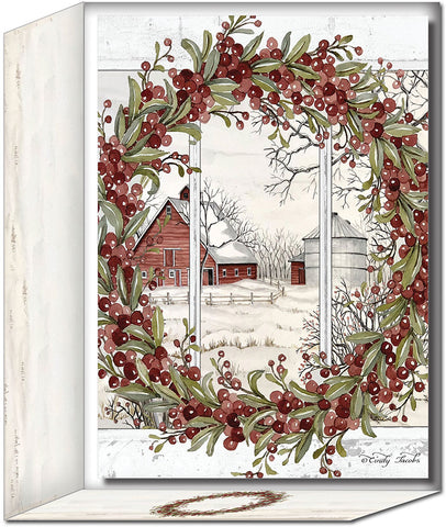 Country Christmas - Boxed Christmas Cards