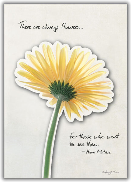 Always Flowers - Boxed Greeting Cards. Box of 15