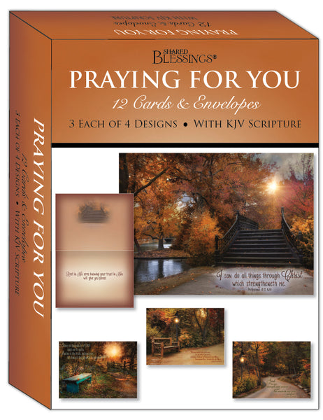 Praying for You - Tranquil Paths
