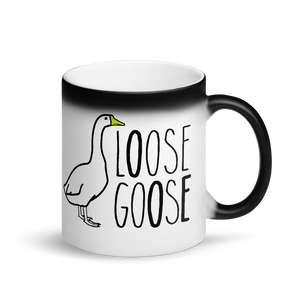 Loose Goose Magic Mug