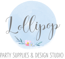 Lollipop Party Supplies and Design Studio